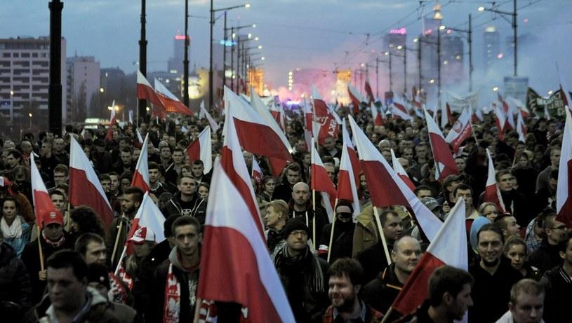 """""""Marsze"""" będzie trzeba zgłaszać najpóźniej na sześć dni przed ich odbyciem /Jan Bielecki /East News"""
