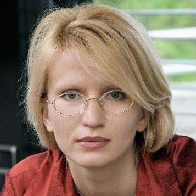 Marta Gajęcka, wiceprezes EBI (zdjęcie pochodzi ze strony www.eib.europa.ue) /Internet