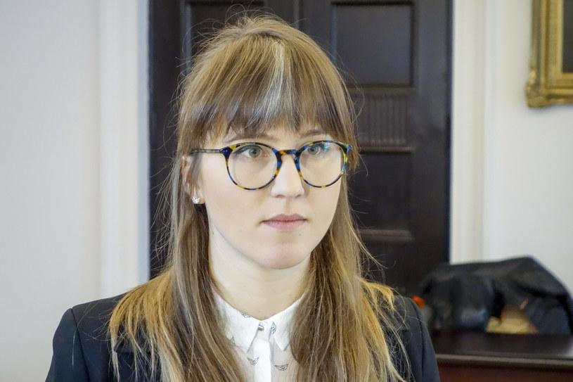 Marta Grzeszczyk /Piotr Kamionka /Reporter