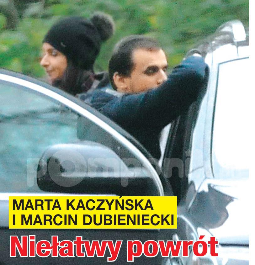 Marta i Dubieniecki /- /Na żywo