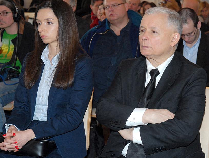 Marta i Jarosław Kaczyńscy /Marek Ulatowski /MWMedia