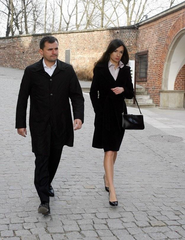 Marta i Marcin na Wawelu /Artur Barbarowski /East News