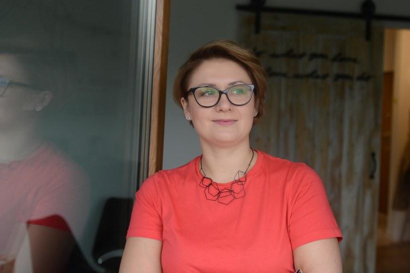 Marta Iwanowska-Polkowska, psycholog /K. Kamiński /materiały prasowe