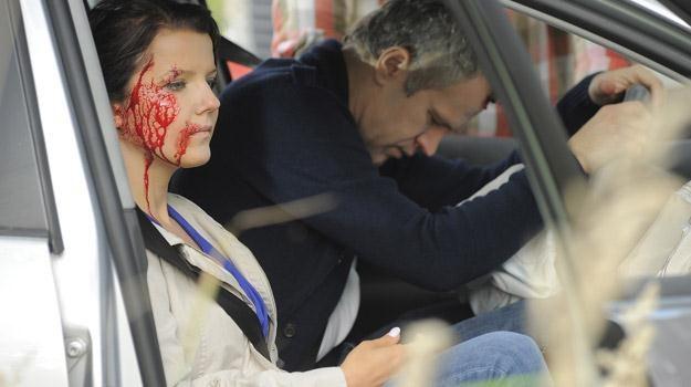 Marta (Joanna Jabłczyńska) straciła ukochanego. Co teraz zrobi? / fot. Gałązka /AKPA
