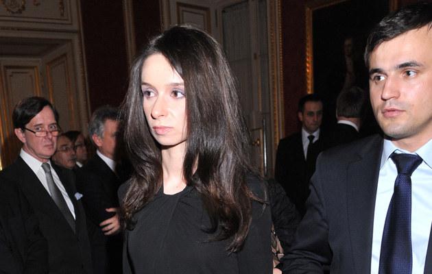 Marta Kaczyńska-Dubieniecka z mężem Marcinem  /MWMedia