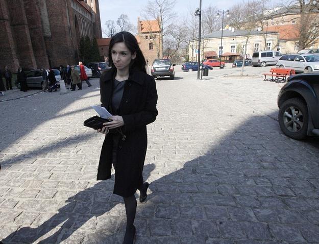 Marta Kaczyńska, fot. M. Fludra /Reporter