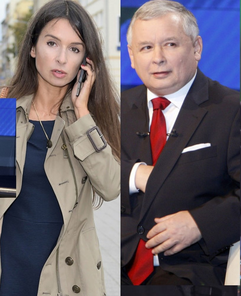 Marta Kaczyńska i Jarosław Kaczyński /AKPA /AKPA