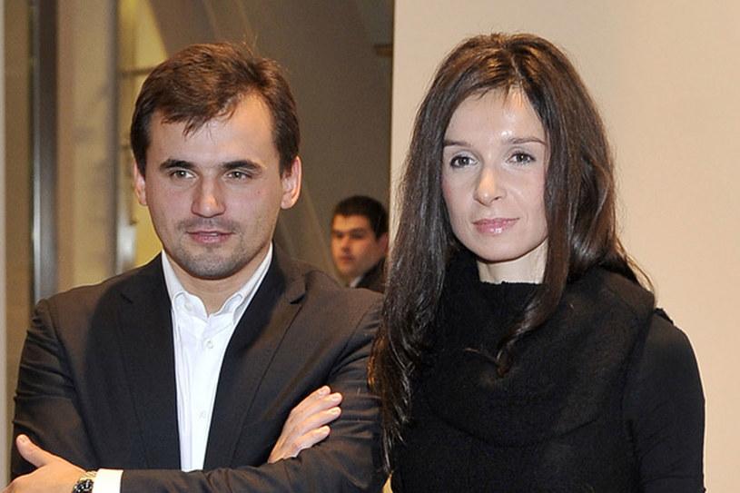 Marta Kaczyńska i Marcin Dubieniecki /AKPA