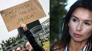 """Marta Kaczyńska komentuje """"czarny protest"""": Sprawnie przeprowadzona manipulacja"""