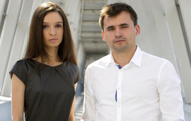 Marta Kaczyńska, Marcin Dubieniecki /Agencja FORUM