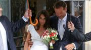 Marta Kaczyńska poszła do ślubu w długiej białej sukience. Jej cena? Zaskakująca