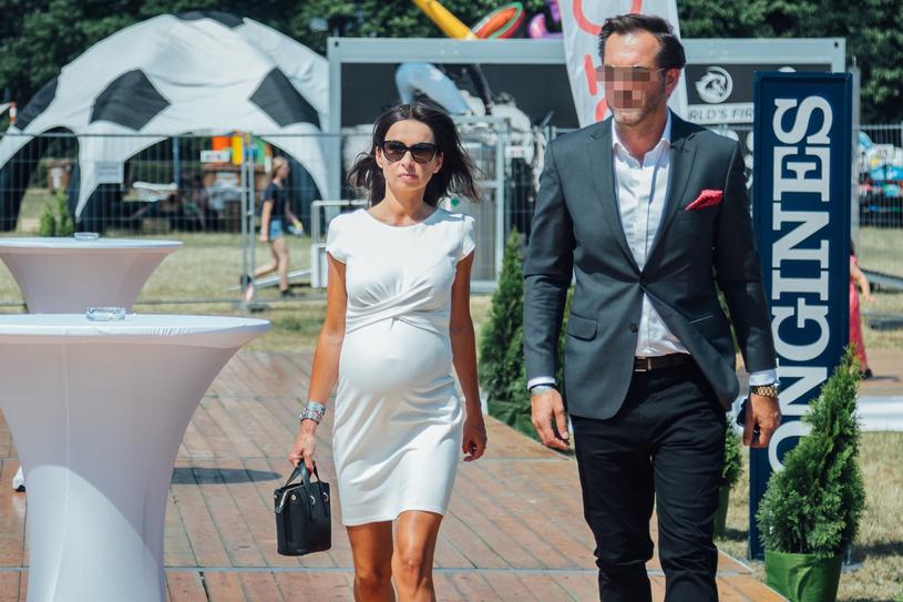 Marta Kaczyńska z Piotrem /Piotr Zagiell /East News