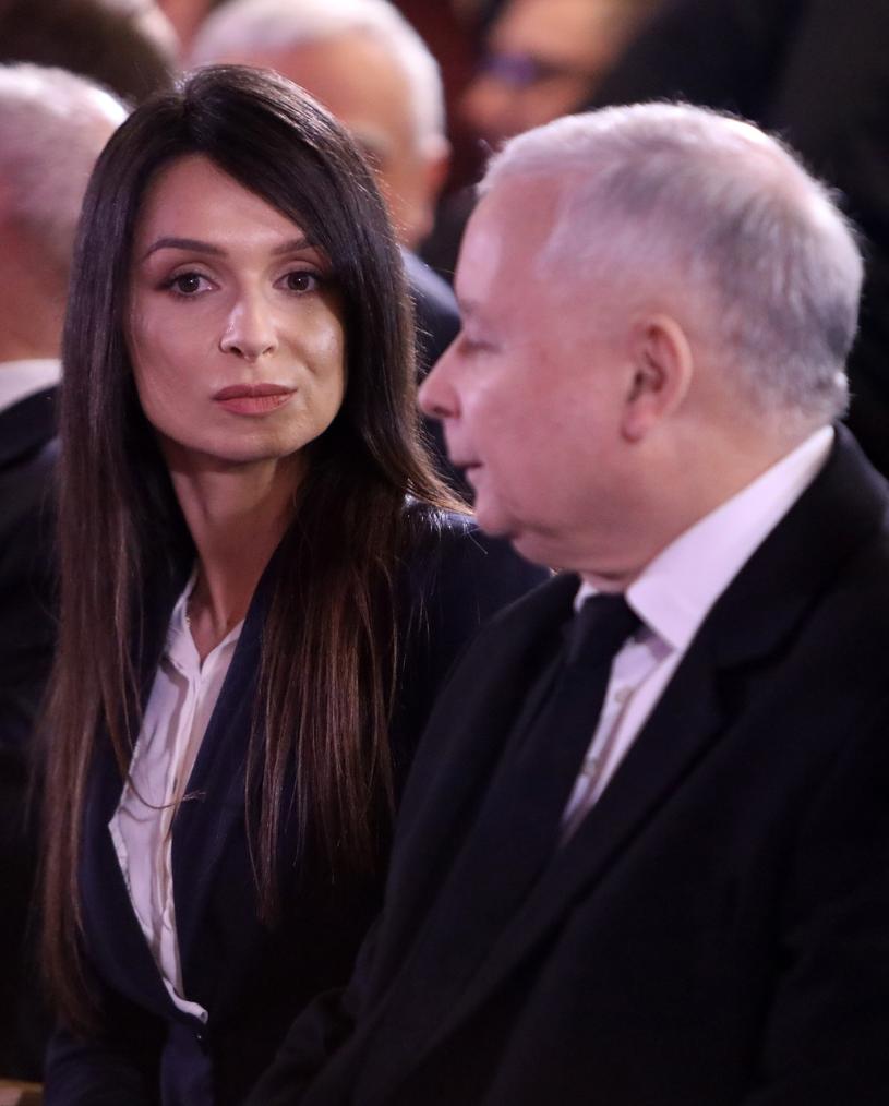 Marta Kaczyńska ze stryjem /- /East News