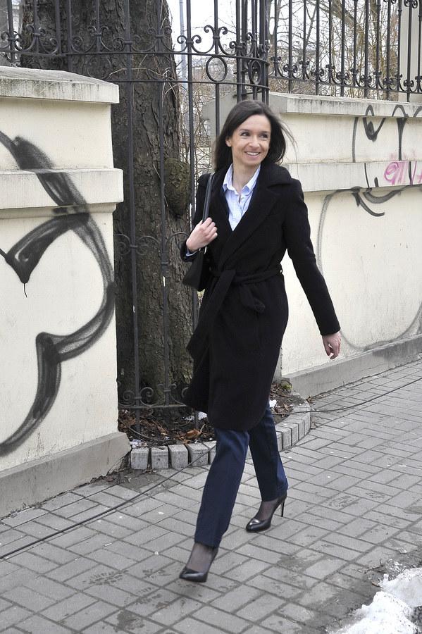 Marta Kaczyńska /Gałązka /AKPA