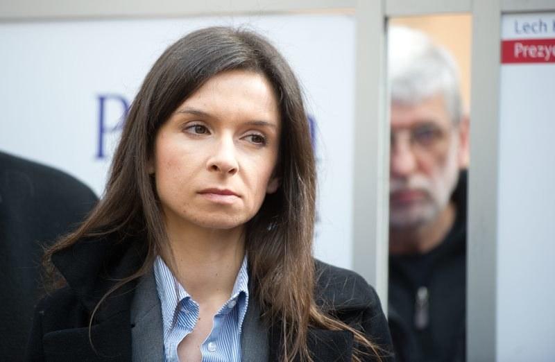 Marta Kaczyńska /Grzegorz Michałowski /PAP