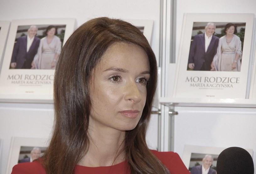 Marta Kaczyńska /Marek Bazak /East News