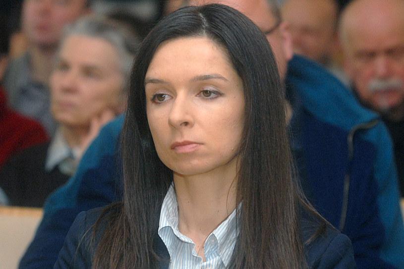 Marta Kaczyńska /MWMedia