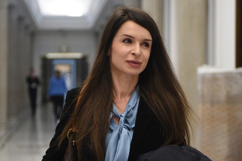 Marta Kaczyńska /Chełstowski  /Agencja FORUM