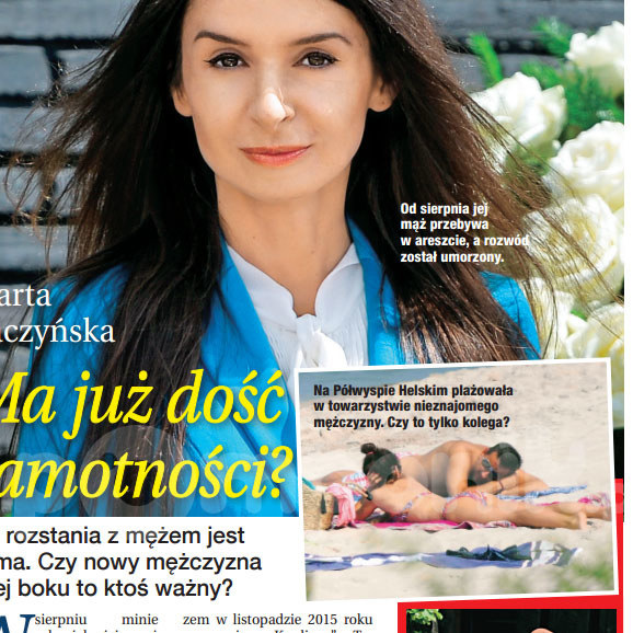 Marta Kaczyńska /Dobry Tydzień