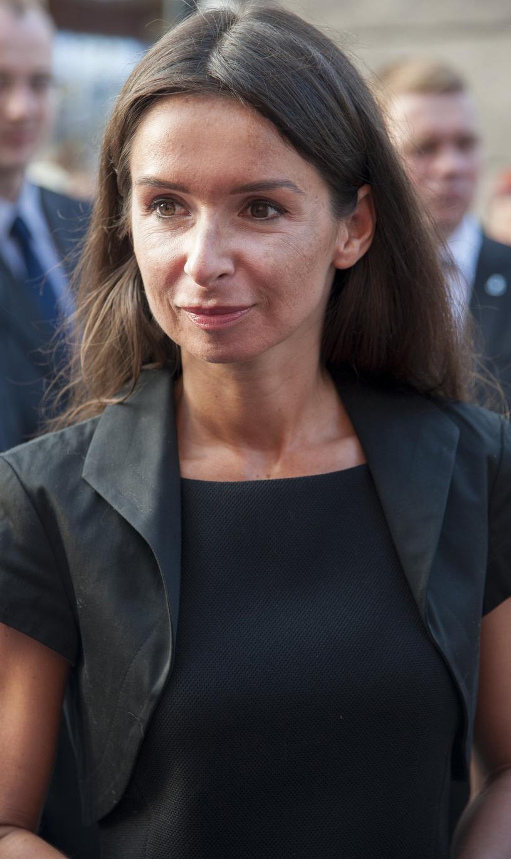 Marta Kaczyńska /Wojciech Strozyk/REPORTER /East News