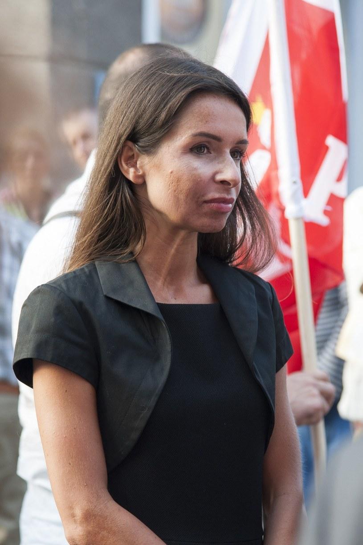 Marta Kaczyńska /Wojciech Stróżyk /East News