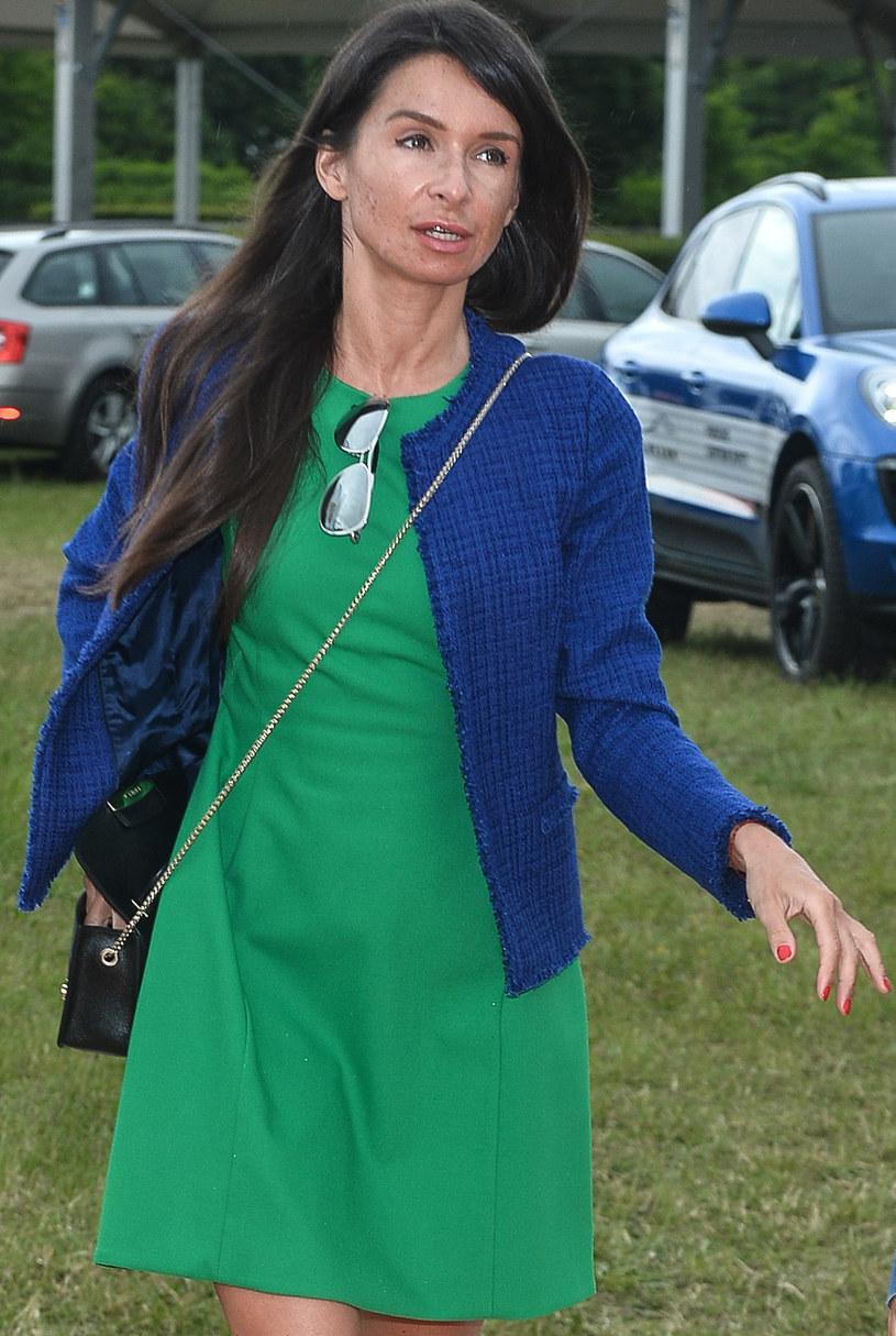 Marta Kaczyńska / Łukasz Dejnarowicz  /Agencja FORUM