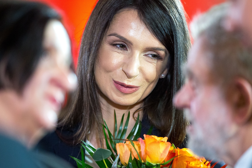 Marta Kaczyńska /fot. Andrzej Iwanczuk /Reporter
