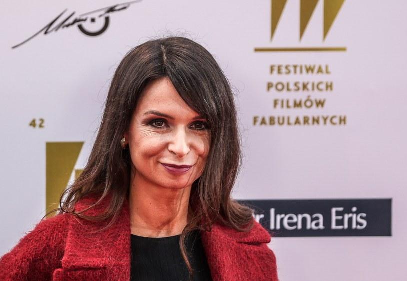 Marta Kaczyńska /Fot. Karolina Misztal/REPORTER /East News
