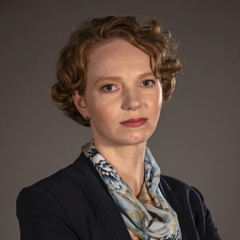 Marta Kightley, wiceprezes NBP, pierwsza zastępca prezesa /Informacja prasowa