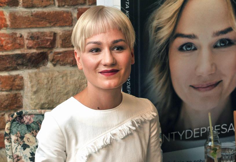 Marta Kosakowska, Marika, opowiada w książce m.in. o swoim dzieciństwoe /Marek Ulatowski /MWMedia