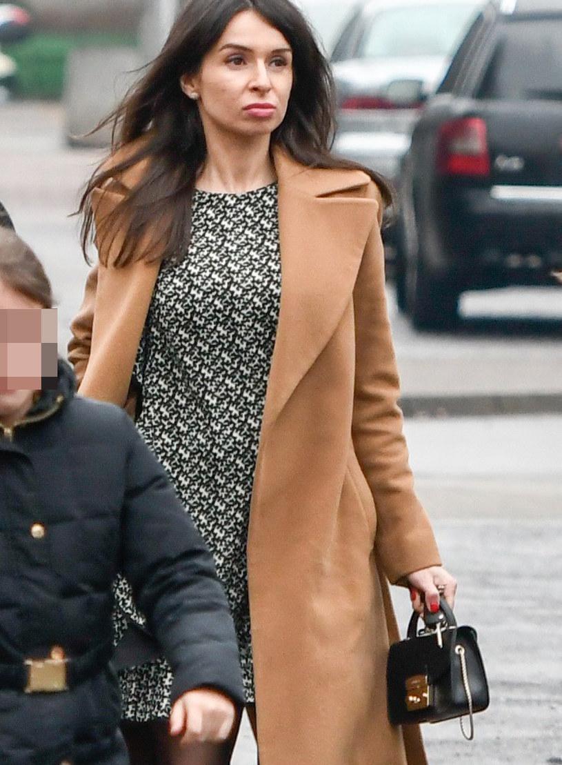 Marta kwitnie w ciąży! /Newspix