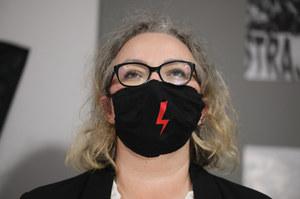Marta Lempart z zakazem wstępu do Sejmu i Senatu