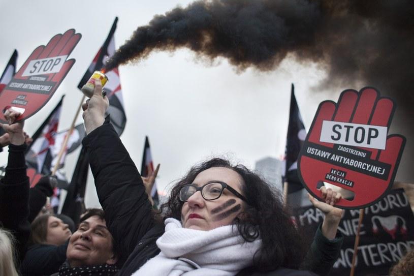 Marta Lempart /Maciej Łuczniewski /Reporter
