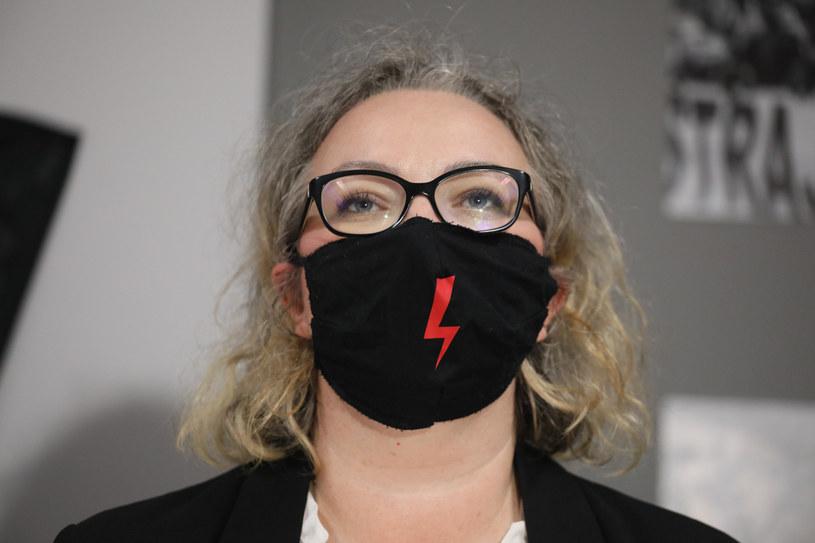 Marta Lempart /Jakub Kaminskii /East News