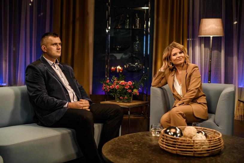 """Marta Manowska i Sławomir w finale """"Rolnik szuka żony 6"""" /TVP /materiały prasowe"""