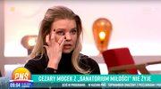 Marta Manowska popłakała się w programie śniadaniowym. Powiedziała o testamencie