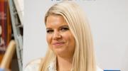 Marta Manowska promuje książkę