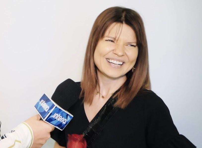 Marta Manowska w rozmowie z naszym reporterem /pomponik exclusive