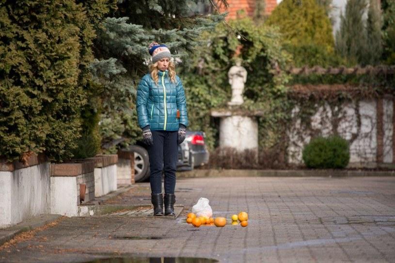 Marta nie wyobraża sobie życia z kochanką Michała pod jednym dachem /TVN