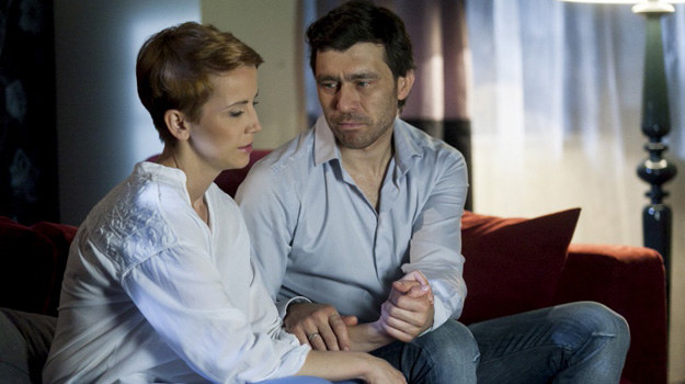 Marta pójdzie do łóżka z Robertem. Ostatecznie para zdecyduje się jednak na rozwód. /Agencja W. Impact