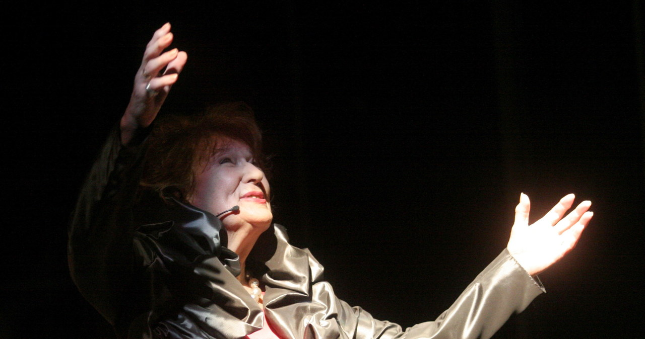 Marta Stebnicka nie żyje. Wybitna aktorka Starego Teatru miała 95 lat