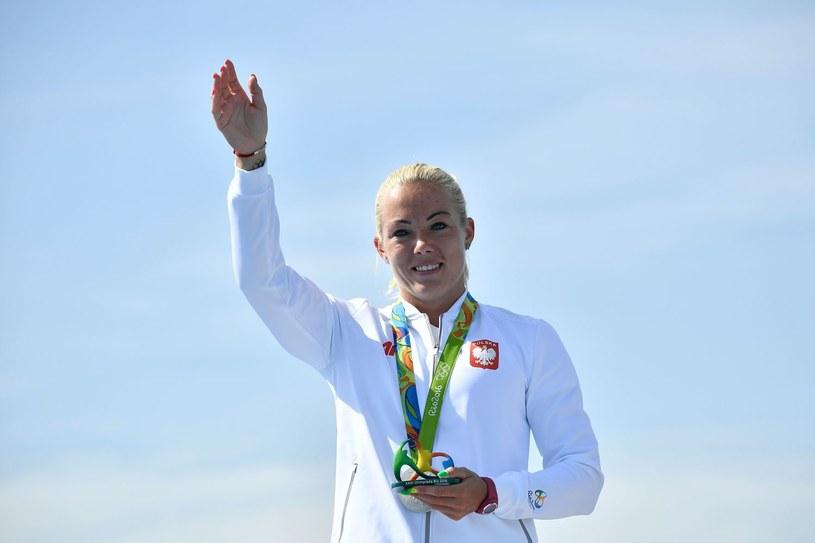 Marta Walczykiewicz w Rio zdobyła medal, ale w Bułgarii na ME zajęła piąte miejsce /AFP