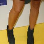 Marta Wierzbicka i jej gołe nogi! Odpowiednia pogoda na taką stylizację?