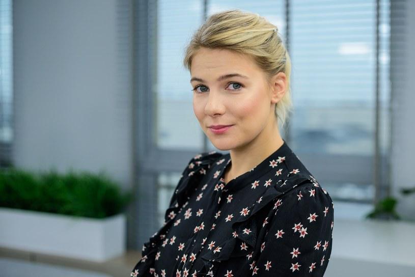 Marta Wierzbicka jest od dawna w szczęśliwym związku /Tomasz Urbanek /East News