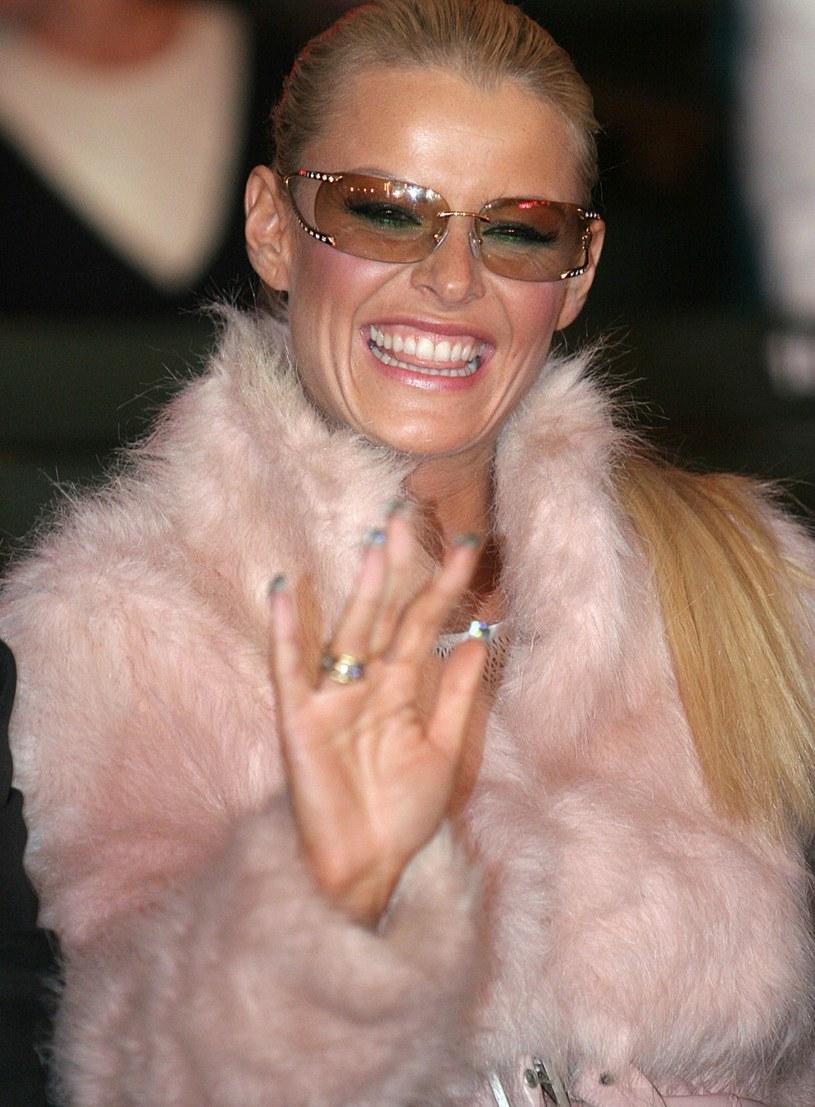 Marta Wiśniewska w 2005 roku /Palicki /AKPA
