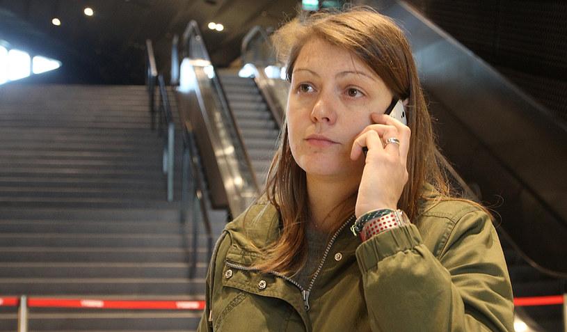 Marta Zawadzka. Fot. PZHL /INTERIA.PL