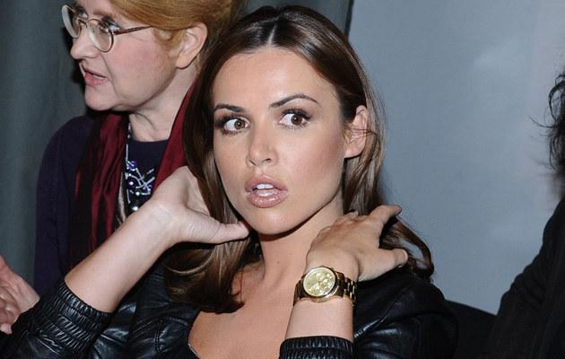 Marta Żmuda Trzebiatowska, fot.Andras Szilagyi  /MWMedia