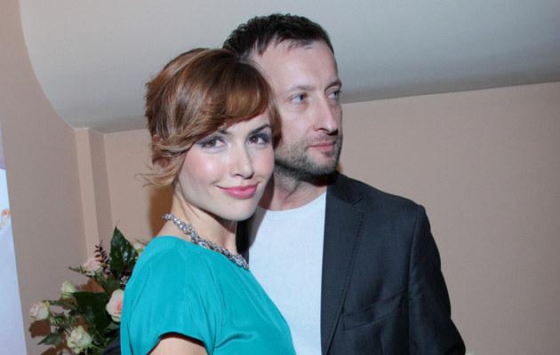 Marta Żmuda Trzebiatowska i Adam Król, fot.Paweł Przybyszewski  /MWMedia
