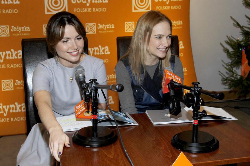 Marta Żmuda Trzebiatowska i Anna Cieślak /Krzemiński Jordan /AKPA