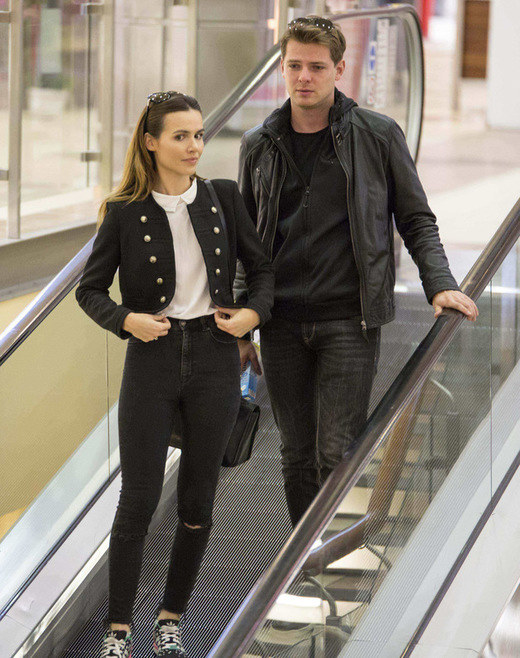 Marta Żmuda-Trzebiatowska i Kamil Kula /Foto IP